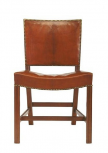 røde stol