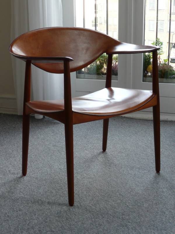 arkitekttegnede stole Historien om Metropolitanstolen   Skandinaviskdesign.dk arkitekttegnede stole