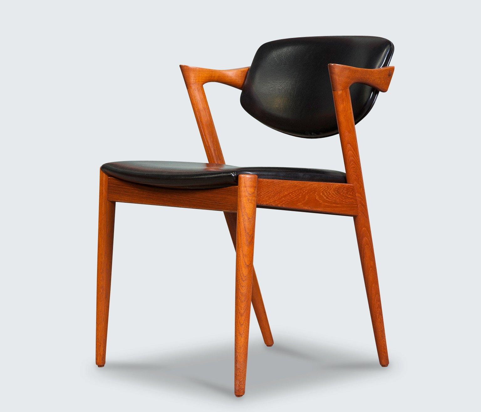 Klassiker: Spisebordsstol nr. 42 Skandinaviskdesign.dk
