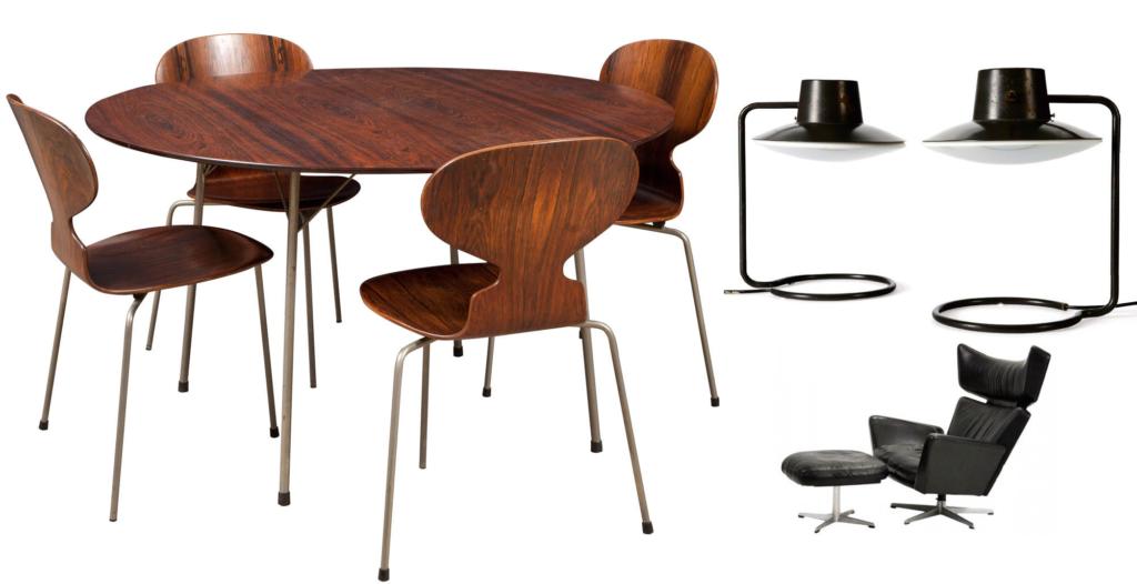 46 år uden Arne Jacobsen Top 3 Skandinaviskdesign.dk