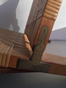 Sjælden Jagtstol Børge Mogensen 3