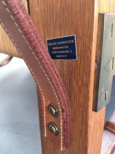 Sjælden Jagtstol Børge Mogensen 5