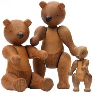kay bojesen fødselsdag 15 august, bjørne familie - wyeth billede
