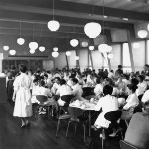 NovoNordisk-history-Fuglebakken-canteen-1952-hires