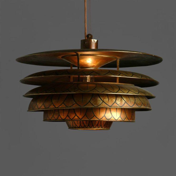 Pariserlampen-dekoreret-af-Axel-Salto-1